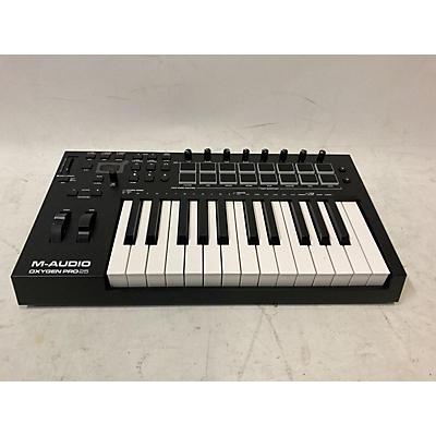 M-Audio Oxygen 25 Pro MIDI Controller