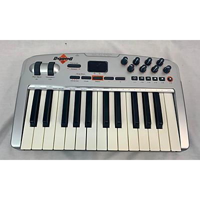 M-Audio Oxygen 8 V2 25 Key MIDI Controller