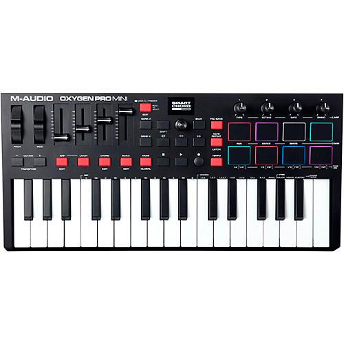 M-Audio Oxygen Pro Mini 32-Key USB MIDI Controller
