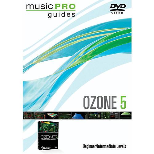 Hal Leonard Ozone 5 Beginner / Intermediate Music Pro Guide DVD