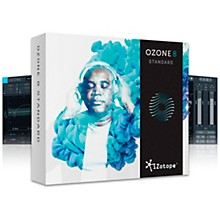 iZotope Ozone 8 Standard Upgrade From Ozone Standard or Advanced
