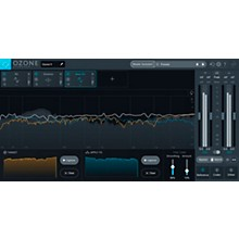 iZotope Ozone 9 Standard: Crossgrade From Ozone 8 Elements (Free) or Ozone Imager (Download)