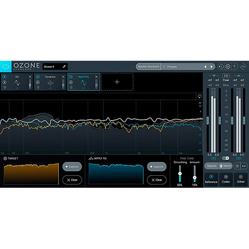 iZotope Ozone 9 Standard: Upgrade From Paid Versions of Ozone Elements (7-9) (Download)