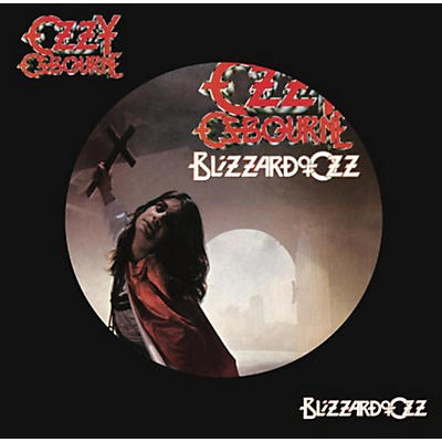 Ozzy Osbourne - Blizzard Of Ozz [Picture Disc] [Remastered]