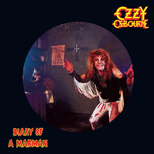 Alliance Ozzy Osbourne - Diary Of A Madman [Picture Disc] [Remastered]