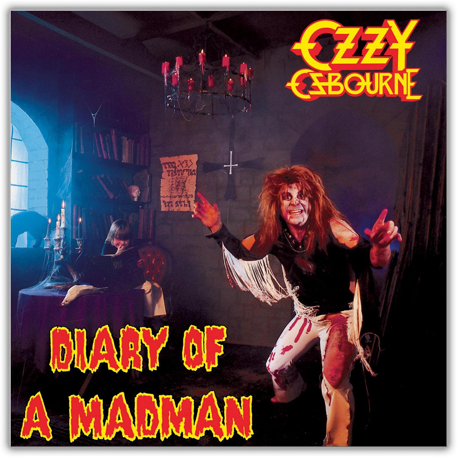 Sony Ozzy Osbourne - Diary of a Madman Vinyl LP
