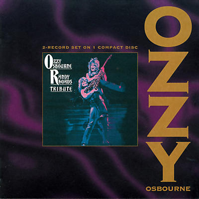 Ozzy Osbourne - Tribute (CD)