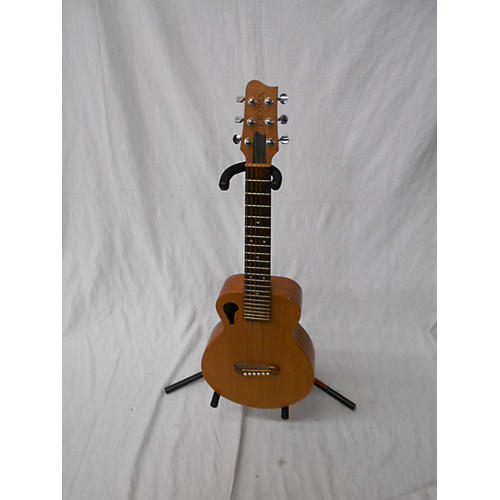 Tacoma P-1 Papoose Acoustic Electric Guitar Natural