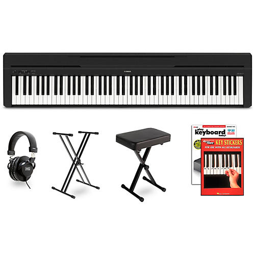 Yamaha P-45 Digital Piano Package Beginner