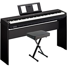 Open BoxYamaha P-45LXB Digital Piano with Stand and Bench