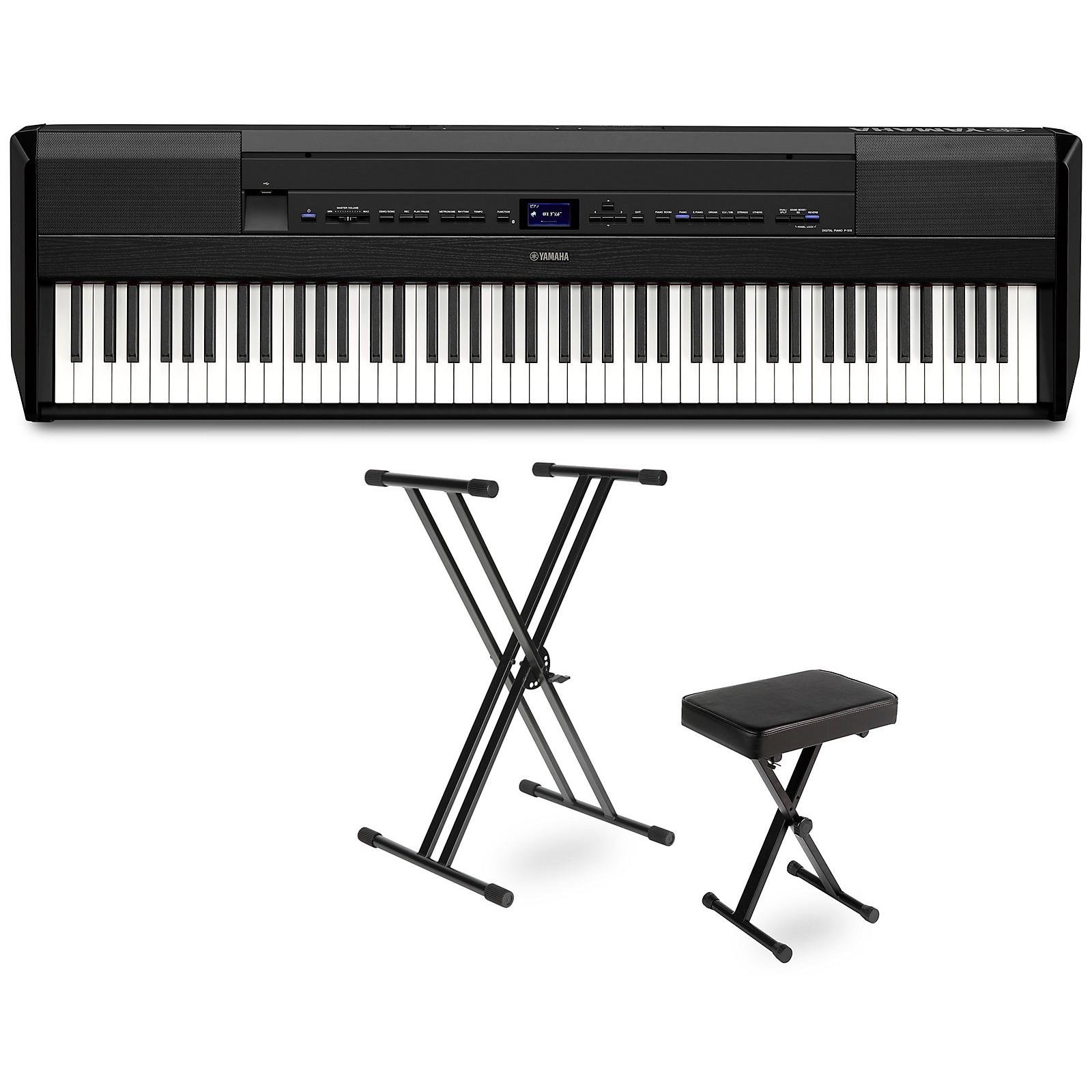 Yamaha P-515 Digital Piano Package