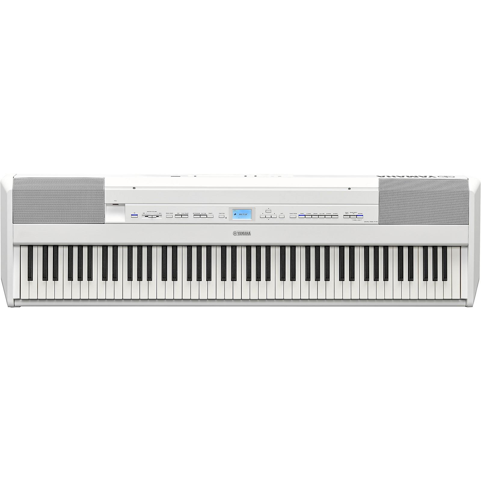 Yamaha P-515 Digital Piano White