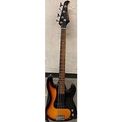 Silvertone P Bass Electric Bass Guitar