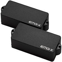 Open Box EMG P-X Active Bass Pickup Set