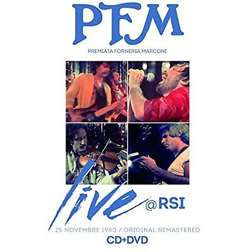 P.F.M. - Live at Rsi