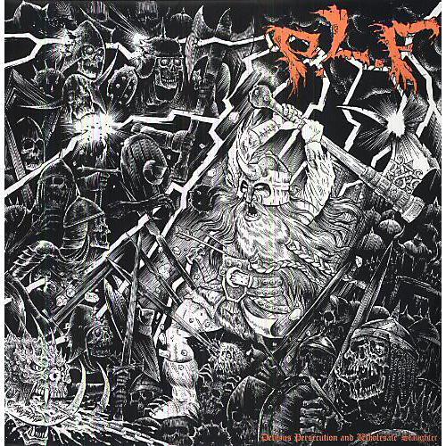 Alliance P.L.F. - Devious Persecution & Wholesale Slaughter
