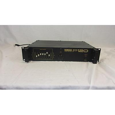 Yamaha P120 Power Amp
