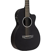 Open Box RainSong P12S Parlor Satin Acoustic-Electric Guitar