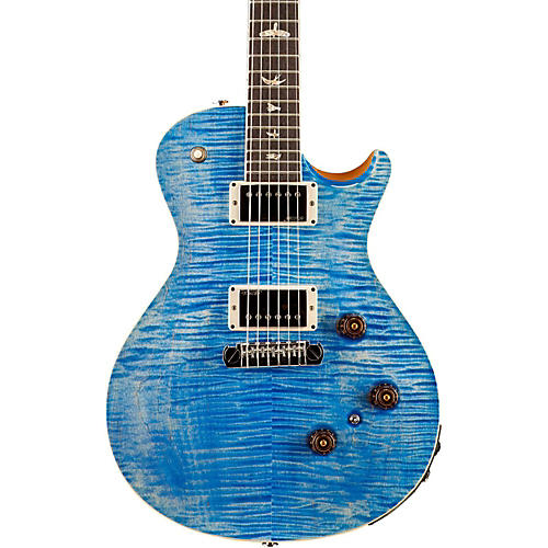 PRS P245 with Piezo Carved Figured Maple Top Bird Inlay