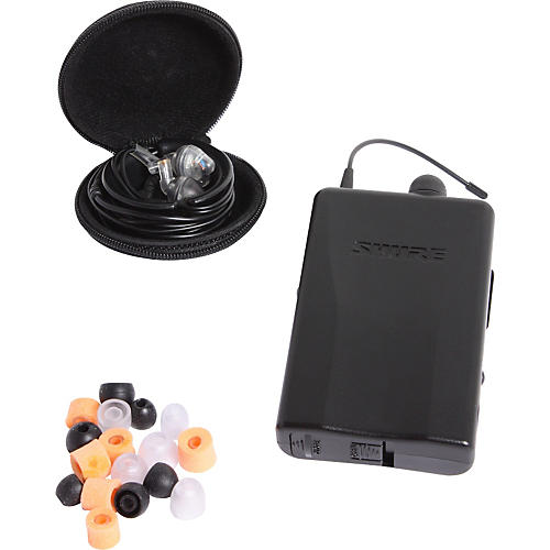 Shure P2RE2-H2 PSM 200 Wired In-Ear Personal Monitor System