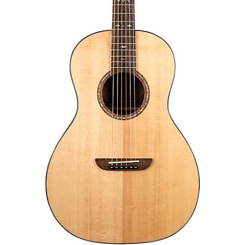 Washburn P33S Royal Sapphire Parlor Acoustic Guitar Gloss Natural