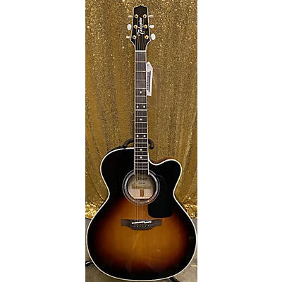 Takamine P6JC Acoustic Electric Guitar