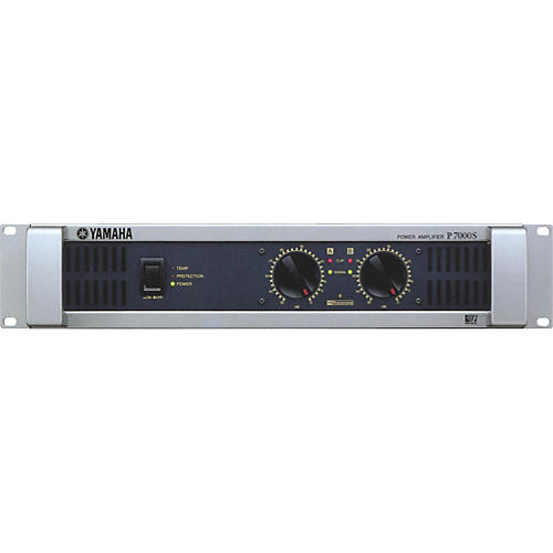 Yamaha P7000s Dual Channel Power Amp Musician S Friend