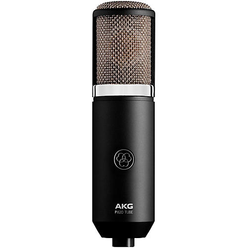 AKG P820 Project Studio Tube Microphone Condition 2 - Blemished  194744120794