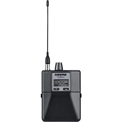 Shure P9RA+ Bodypack Receiver for Shure PSM 900 Personal Monitor System