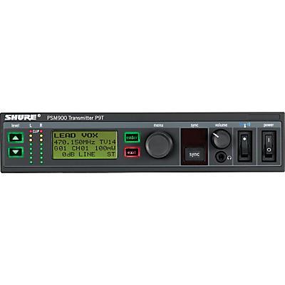 Shure P9T PSM900 Transmitter