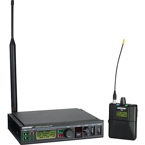 Shure P9TR PSM900 System without Earphones