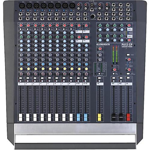 Allen & Heath PA 12-CP Powered Mixer