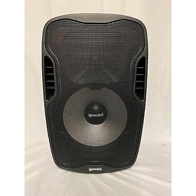 Gemini PA-15LMKII Powered Speaker