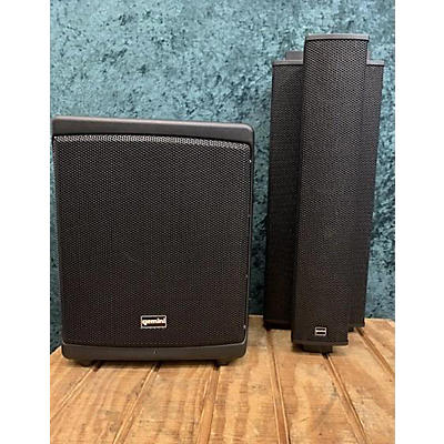 Gemini PA 300BT Powered Speaker