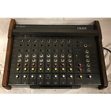 Crate PA 800 Powered Mixer