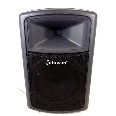 Johnson PA Powered Speaker