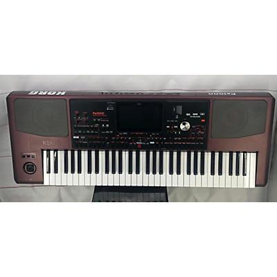 Korg PA1000 61-Key Professional Arranger Arranger Keyboard