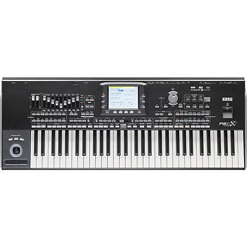 Korg PA3X61 61 Key Workstation with Touch Display