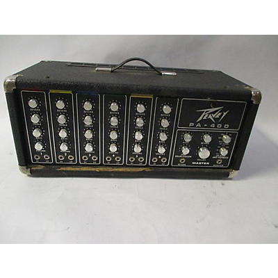 Peavey PA400 Powered Mixer