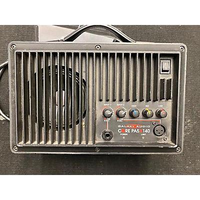 Galaxy Audio PA5X140 Powered Speaker