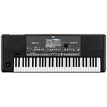 Open Box Korg PA600 Arranger Keyboard