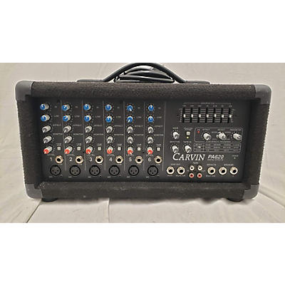 Carvin PA620 Powered Mixer