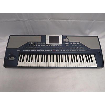 Korg PA800 61 Key Keyboard Workstation