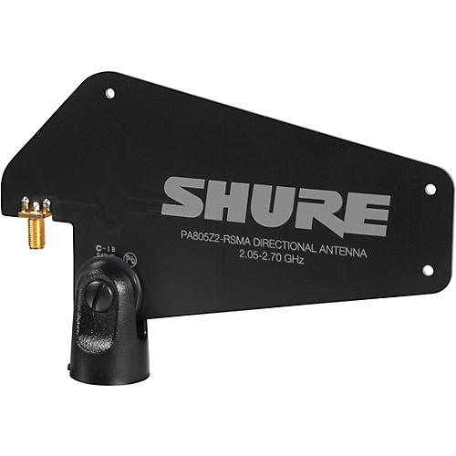 Shure PA805-RSMA Passive Directional Wireless Antenna for GLX-D Advanced Digital Wireless Systems