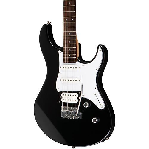 yamaha pac112v electric guitar black musician 39 s friend. Black Bedroom Furniture Sets. Home Design Ideas