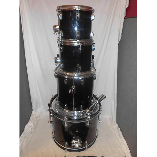 PDP by DW PACIFIC SERIES Drum Kit Black