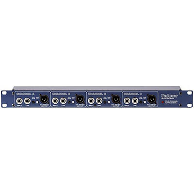 Palmer Audio PAN 03 Active 4 Channel Direct Box