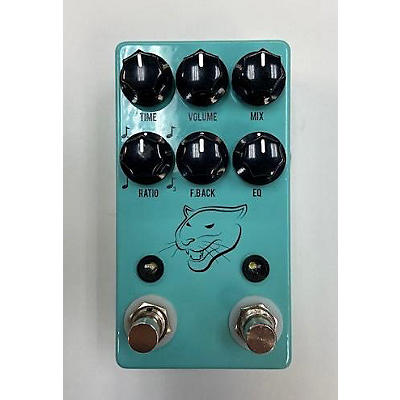 JHS Pedals PANTHER CUB ANALOG DELAY V2 Effect Pedal