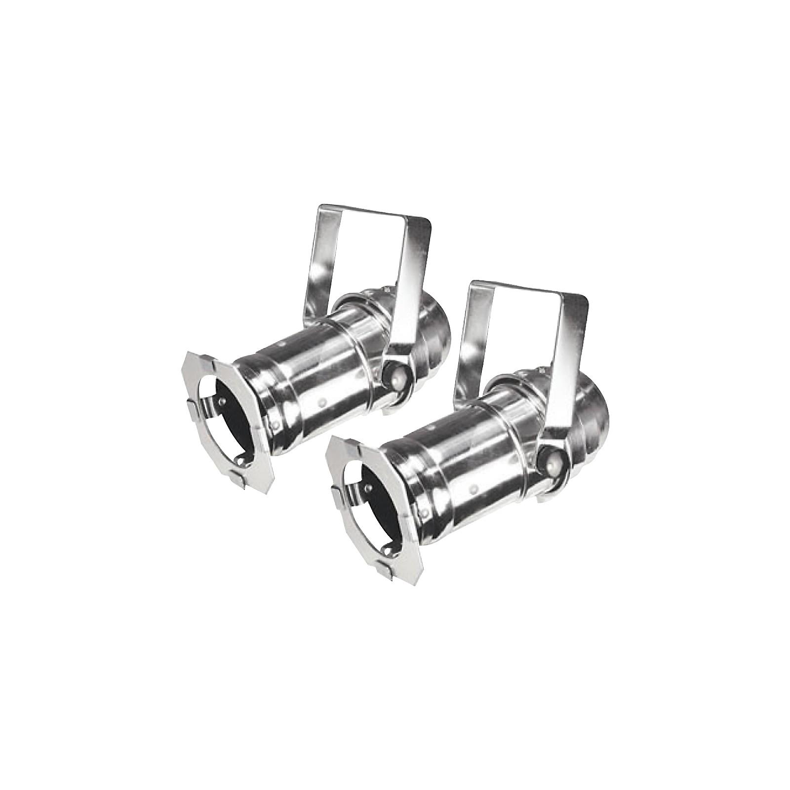Odyssey PAR 16 Aluminum Pin Spot Lights 2-pack