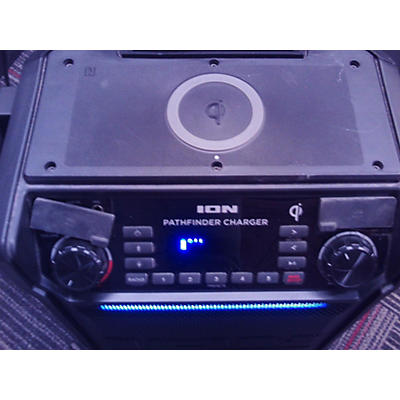ION PATHFINDER CHARGER Powered Speaker